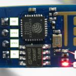 ESP8266 Wifi Web Server การสร้างป้ายไฟให้วิ่งผ่านไปผ่านมา